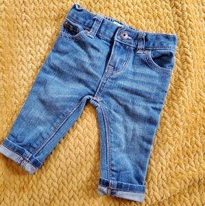 Baby girl skinny jeans